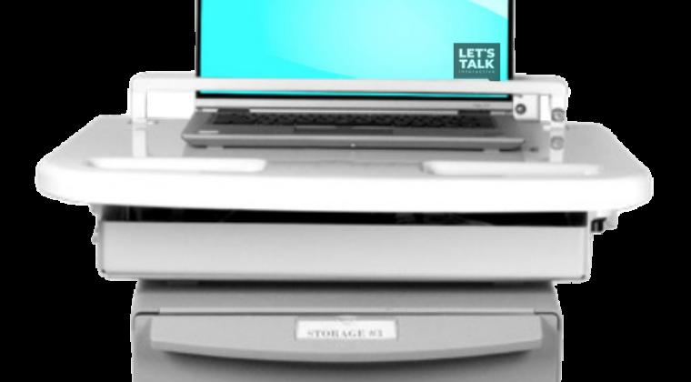 LTI Notebook Telecore Cart