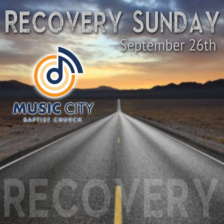 Recovery Sunday