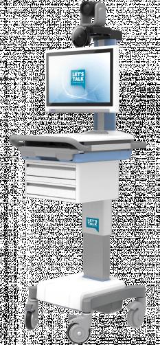 LTI Premier Telehealth Medcart Software Bundle